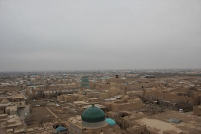 「Haruka in Korea & Uzbekistan (+ Kazakhstan)」vol.2 ヒヴァとKhivaとXiva
