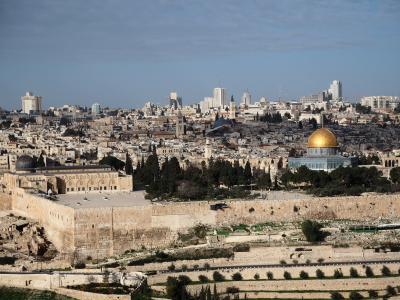 ポーランド&イスラエル一人旅7*・゜・*イスラエル入国とエルサレム旧市街3つの聖地巡り*・゜・*