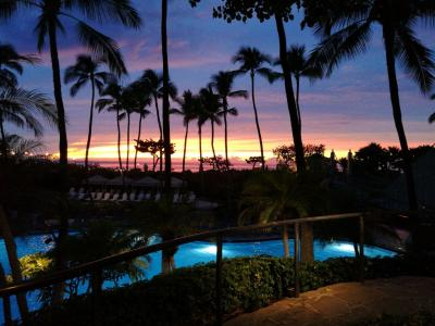 新婚旅行×ヒルトンワイコロアビレッジinハワイ島