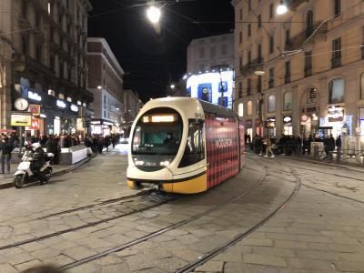 初ヨーロッパ 1日目(2) ドモドッソラ~ミラノ~Nightjet