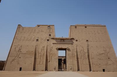 エジプト旅行⑤(エドフ:ホルス神殿)