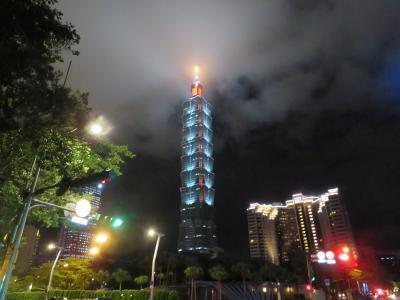 台北一人旅・中正紀念堂&台北101編(1/4)