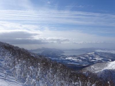 北海道スキー三昧(ルスツ) 2019.1.10~11