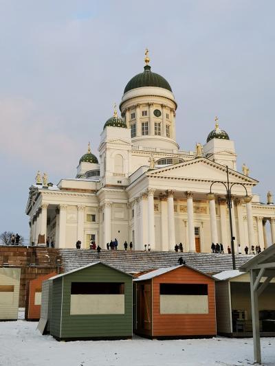 北欧のクリスマス8日間-12-ヘルシンキ半日観光