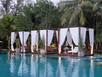 タイ・カオラックで過ごした年末年始 サロジンでニューイヤーズ・イブ・ディナー♪