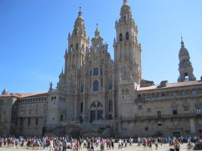 ポルトガル旅行のはずがいきなりサンティアゴ・デ・コンポステーラヘ