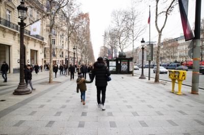 初めてのパリ、子連れ3人旅2018 年末年始【DAY3】
