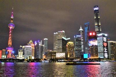 年末年始は上海へ!(2)外灘、リリアンベーカリー、浦東、上海姥姥、そして外灘で年越し♪