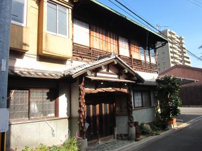 播州・姫路 旧遊里色街 梅が枝遊郭跡 ぶらぶら歩き暇つぶしの旅