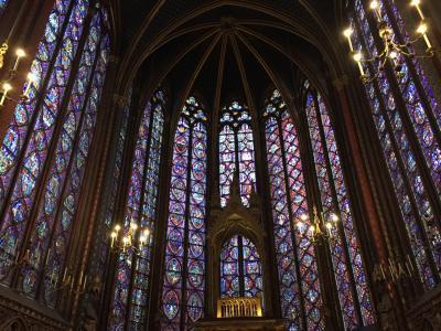 ロンドン・パリ・ディズニーの旅3日目~ユーロスターでパリへ、パリ北駅から乗ったタクシーでぼったくられる