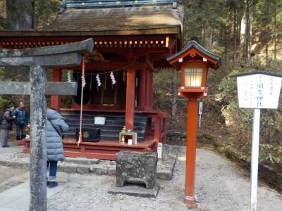 栃木へ! その6 二荒山神社へ。