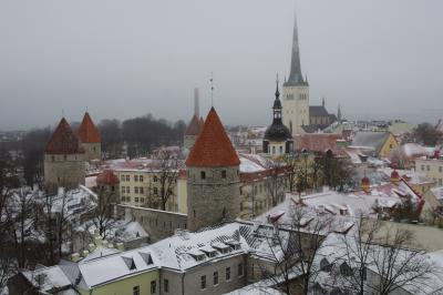 エストニア旅行(タリン)