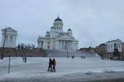 フィンランド旅行(ヘルシンキ)
