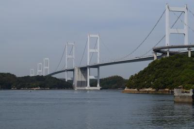 しまなみ海道サイクリング(2)今治~生口島