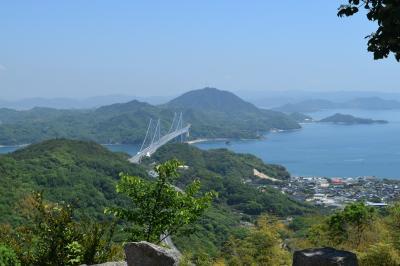 しまなみ海道サイクリング(3)生口島~尾道