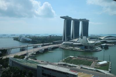 シンガポールでホテルステイ 2019<8>マンダリンオリエンタルホテルに宿泊!編