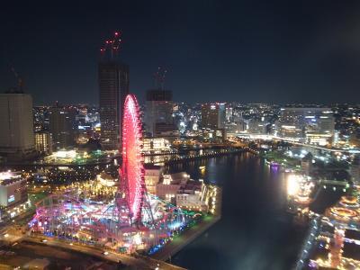 誕生日は横浜のインターコンチネンタルクラブフロアに宿泊!1泊2日の近場旅行。