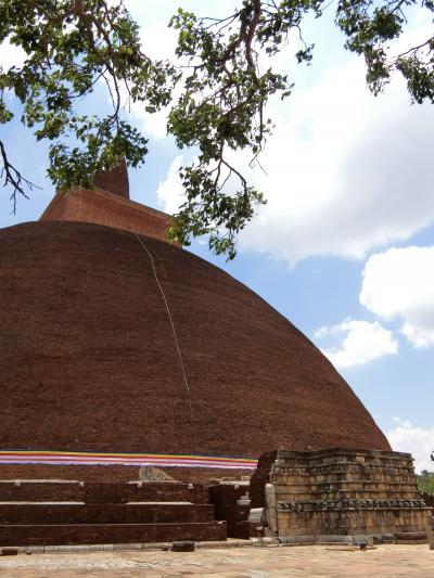 2018年 9月 スリランカ・アヌラーダプラ 世界遺産の遺跡地区を自転車で巡る一日。《前編・北側エリア》