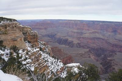 アメリカ国立公園絶景の旅--ラスベガス~グラドキャニオン~ページ②--