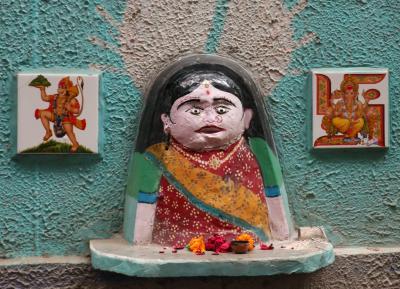 西インド グジャラートの旅(13)~アーメダバード4 マネク・チョウク・バザール~