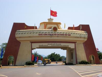 2010 GW タイ、ラオス、ベトナム旅③ ここはどこだ!?ドンハの巻