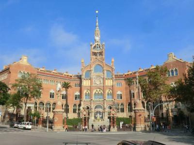 バルセロナ(Barcelona) 2016年1回目(2日目、街歩き)