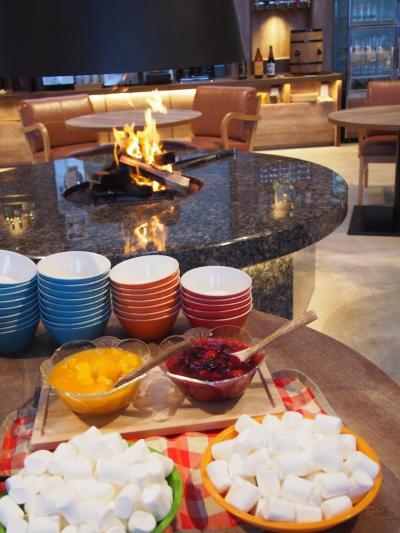 2019 オールインクルーシブホテル The Key Highland Nasu マシュマロ焼き