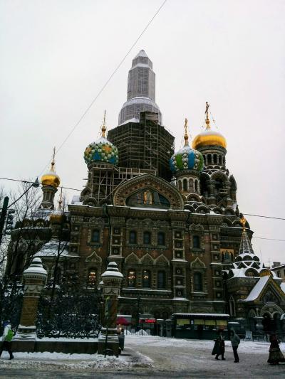 ロシア5つの美術館巡り9日間 3