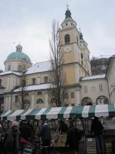 スロベニア、リュブリャナ