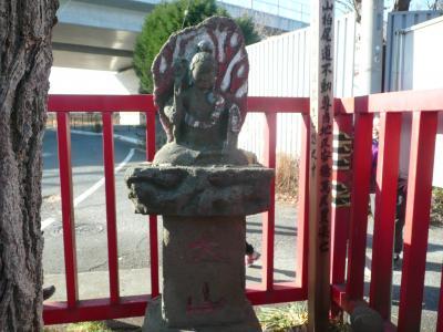 柏尾通り大山街道ウオーキング(2)