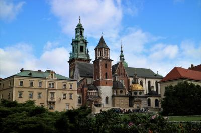 ショパンに思いを馳せるさわやかポーランド姉妹の旅  Part4