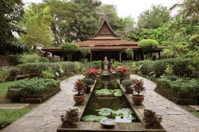 Thailand ノスタルジックバンコク(11/13)    ククリット・プラモートさんの家           M.R.Kukrit Heritage Home