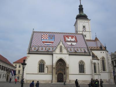 クロアチア、ザグレブ。