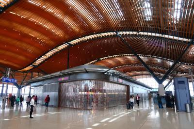 開通して3か月!早くも6回目の大橋を渡って香港からマカオ1★香港からバス乗り継いでマカオのリスボアまで