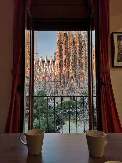 冬のバルセロナ&サンセバスチャン Day3カサバトリョ&サグラダファミリア