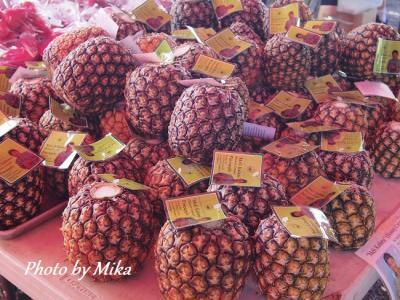 ハワイで過ごす結婚記念日⑫ 4日目☆初めてのKCCファーマーズ・マーケット