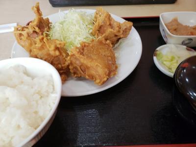 2018年11月 新潟県五泉市名物!! カレー風味から揚げ