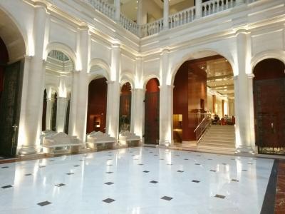 ホテルパーカーニューヨーク。