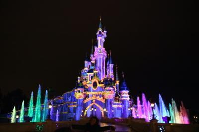 ロンドン・パリ・ディズニーの旅6日目~終わり良ければすべて良し、やっぱりディズニーは最高!