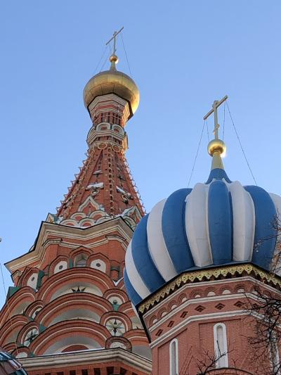 モスクワぶらり旅