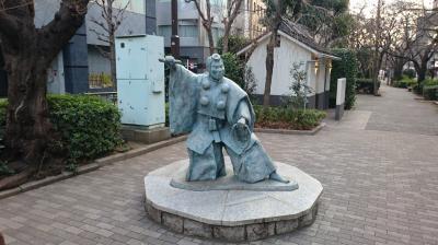 日本橋散歩(浜町~人形町)