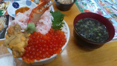 北海道旅行 札幌ラーメンと小樽の寿司 小樽編