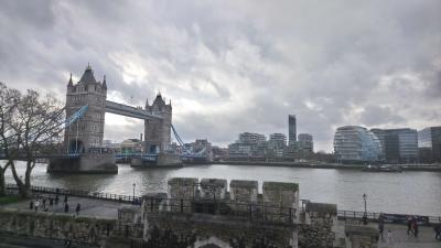 初めてのロンドン街歩き