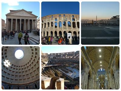 2度目のローマ&初めてのバルセロナ 4日目<お嬢、受難の日>