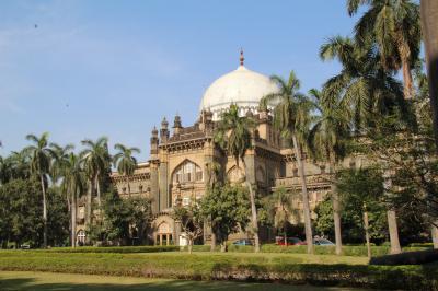 30年ぶりのインド今回はムンバイ