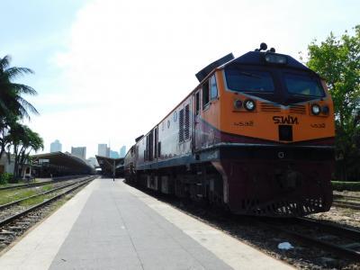 2018行くぜ、熱帯。列車で巡るアジアの街角!vol.10(タイ:快速171レ編!)