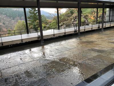 箱根離宮から山中湖、そして暫定開通の道志みちへ 後編