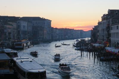 歩けば歩くほど楽しい街ヴェネツィアでの年末年始③(人混みはやっぱり凄かった・・・)