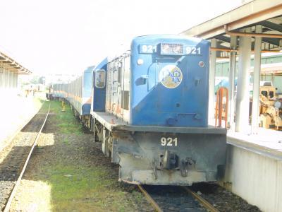 2018行くぜ、熱帯。列車で巡るアジアの街角!vol.16(フィリピン:PNR普通列車編!)