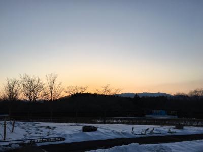 冬の那須旅